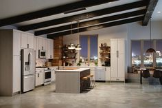 If you're planning a kitchen remodel, keep these tips in mind. http://www.canadianliving.com/crafts/home_and_garden/4_essential_rules_for_a_kitchen_update.php