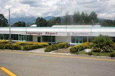 Mt Hagen Kagamuga Airport, Papua New Guinea