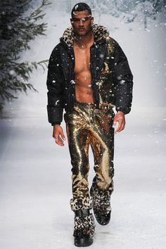 Moschino Otoño Invierno 2015 43