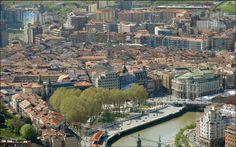 El diario italiano La Repubblica presenta Bilbao a sus lectores