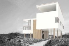 SPG Architects :: Work : Current Projects : Pre-Fabricated House 2