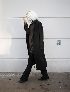 May the force be with you, Star Wars, Black Coat, Black, Weekday, Missguided, Zata, Stella McCartney, Selfnation, Minimal, Design, ootd, Outfit, lotd, Look, Streetstyle, Inspiration, Winter, Fashion, Blog, stryleTZ