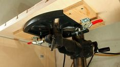 Picture of Mounting the Drill Press Table