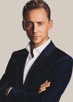 Tom. I swear I would pay this man a hundred bucks to stare at me like that for a solid ten minutes