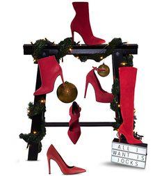 JOCKS´s spotlight on the RED! Color Trends, Red Color, Spotlight, Festive, Xmas, Hot, Christmas, Navidad, Noel