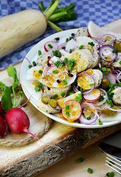 Oktoberfest Party, Soup And Salad, Starters, Herd, Potato Salad, Nom Nom, Salads, Food And Drink, Appetizers