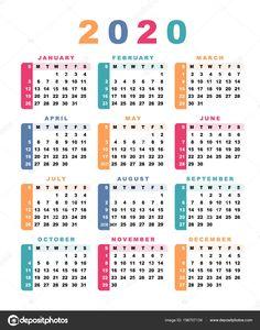 Calendario 2020 Portugal Com Feriados.112 Melhores Imagens De Calendarios Modelos Em 2019