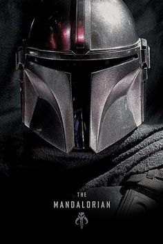 Star Wars: The Mandalorian Dark Maxi Poster - Geek World Star Wars Logos, Star Wars Tattoo, Star Wars Poster, Poster Poster, Boba Fett, Star Wars Fan Art, Star Trek, Star Wars Original, Star Wars Dark Side