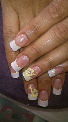These are cute, but on some of the white part of the nails, they look crooked.
