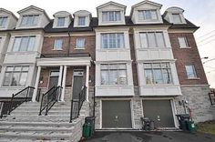 Luxury Executive 'The Brownstones' At North York