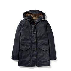 Women's Pinedale All Season Rain Jacket Front View