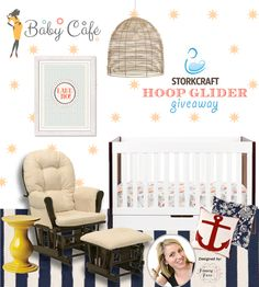 Rhode Islander + Hoop Glider = happy mom to be. Thanks @Elisa Smith @storkcraft @Simply Baby Furniture