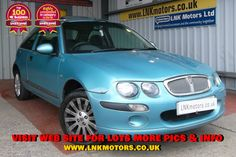 2003 03 ROVER 25 1.4 IMPRESSION 3 3d 84 BHP** MOT SEPT 2015 - P/X TO CLEAR **