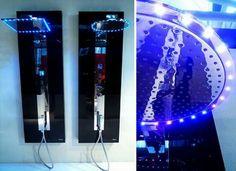 Hi-Tech Bathroom#5 Showerhead Amazing!