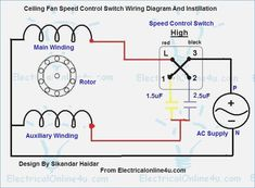 Ceiling fan speed control switch wiring diagram technical ceiling fan speed control switch wiring diagram aloadofball Images