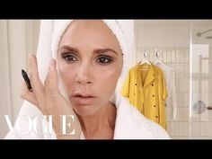 Victoria Beckham's 5-Minute Makeup Routine Is Mesmerizing to Watch   Brit + Co