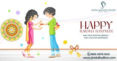 Surprise Your Sister on this #RakshaBandhan to gift her #Gold or #Silver!!
