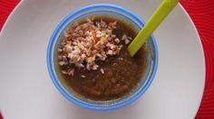 Cvikla, špenát, karfiol, mrkva, zemiak a králičie mäso