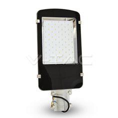 88,34€ 50W SMD Lampada Stradale A++ 120LM/W 6000K  SKU: 5476   VT: VT-15151ST