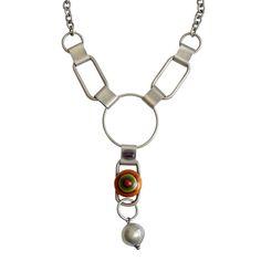 Modernist Collar by Jean Paul Gaultier