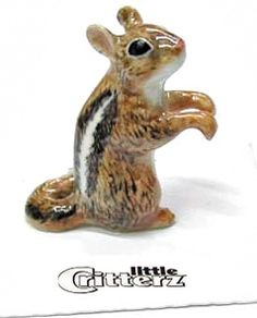 """Chipper"" Chipmunk"