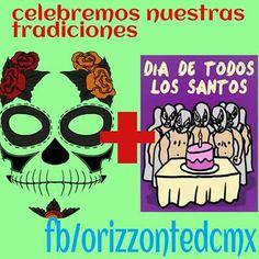 Dia de muertos México