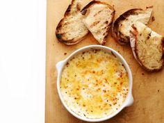 Get this all-star, easy-to-follow Baked Ricotta with Lemon and Herbs recipe from Food Network Kitchen