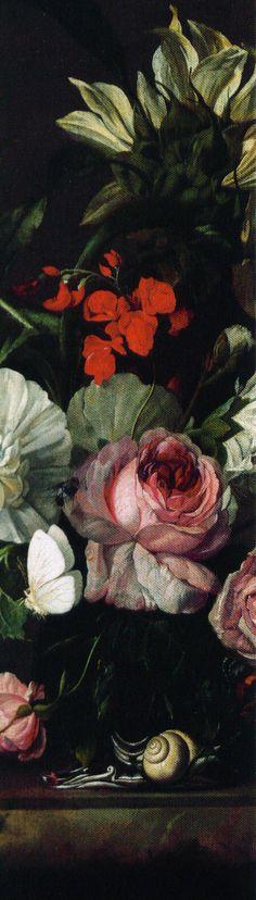 Flowers by Rachel Ruysch