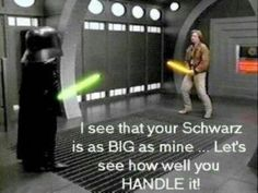 Best movie ever...spaceballs