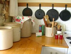 The Country Farm Home: Going Big in the Kitchen