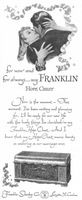Franklin Hope Chest 1948 Ad Picture