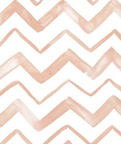Sample - Flamingo ZigZag Behang