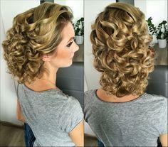 Bun hairstyle Bun Hairstyles, Long Hair Styles, Makeup, Beauty, Hair Buns, Make Up, Long Hairstyle, Long Haircuts, Beauty Makeup