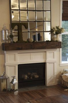 Cheeky Chic: The Age Old Decorating Question: Fireplace Styling...