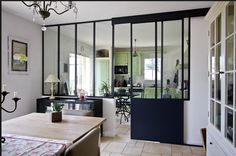 1000 images about cloison coulissante on pinterest for Porte atelier coulissante