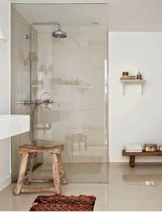 the modern and the rustic