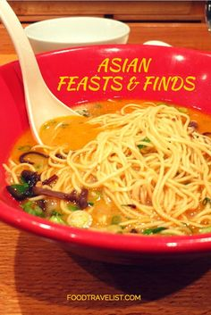 Asian Feasts & Finds join us on a journey of delectable culinary choices.