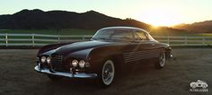 Rita Hayworth's 1953 Cadillac Ghia Is The Essence Of Classiness