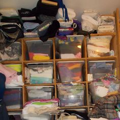 Stop the Cycle! Use that Ugly Stash Fabric: Fabric Stash That Is Out Of Hand!