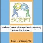 SCRIPT DVD Cover: Student Communication Repair Inventory & Practical Training