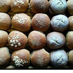 Pães 100% Integrais com Biomassa de Banana Verde Sem Lácteos