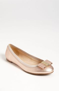 kate spade new york 'tock' flat available at #Nordstrom