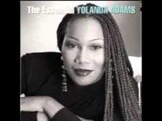 "Yolanda Adams. - ""Just a Prayer Away"""