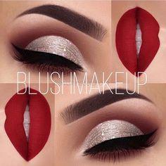 Teddy Red Matte Lipstick