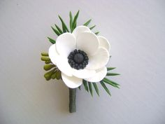 best man boutonniere - Google Search