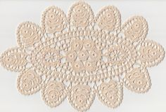 Hand made lace from Koniaków in Poland Crochet Lace, Crochet Stitches, Crochet Patterns, Poland, Dream Catcher, Free Pattern, Embroidery, Handmade, Diy