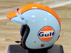 Gulf helmet.