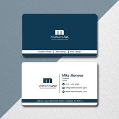 Business Cards Layout, Professional Business Card Design, Modern Business Cards, Creative Business, Corporate Business, Visiting Card Templates, Visiting Card Design, Free Printable Business Cards, Vip Card