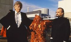 DOCTOR WHO - Peter Capaldi and the Claws of Axos   Warped Factor - Daily features and news from the world of geek