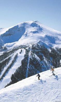 Lake Louise Ski Reso